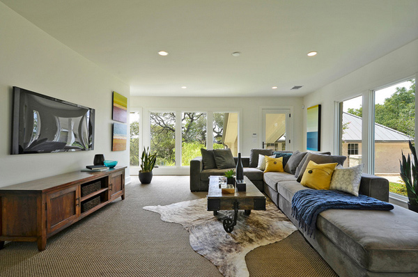 This Contemporary Space Is Actually Gorgeous The Color Palette Of