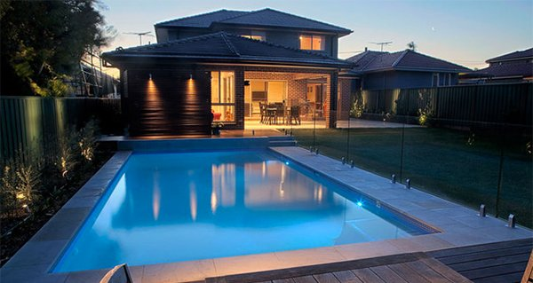 Frameless Glass Pool Fencing - Sydney