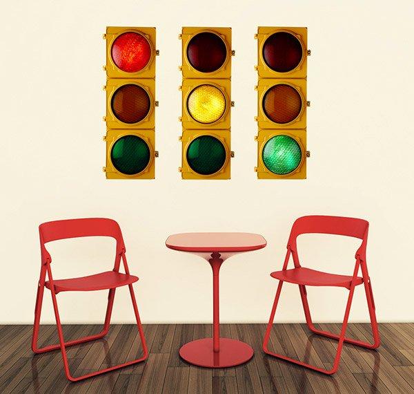 Traffic Lights Wall decal