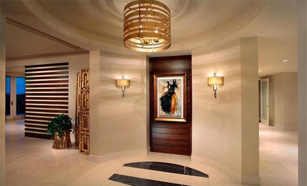 Contemporary Home Foyer : Contemporary foyer and entry way design ideas home