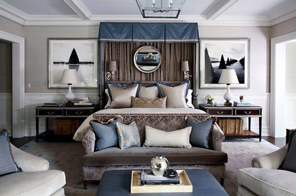Blue And Brown Bedroom 15 beautiful brown and blue bedroom ideas | home design lover