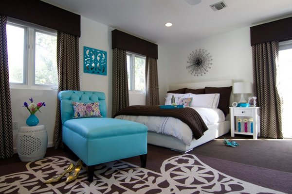 Bedroom Design Ideas Blue And Brown 15 beautiful brown and blue bedroom ideas | home design lover