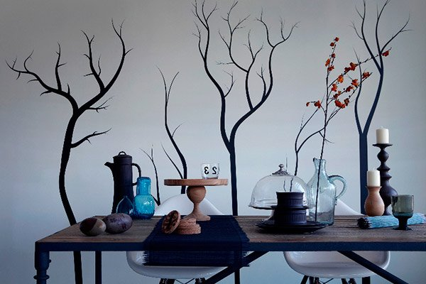 Awesome Dining Room Wall Decals Home Design Lover - Dining room wall decals