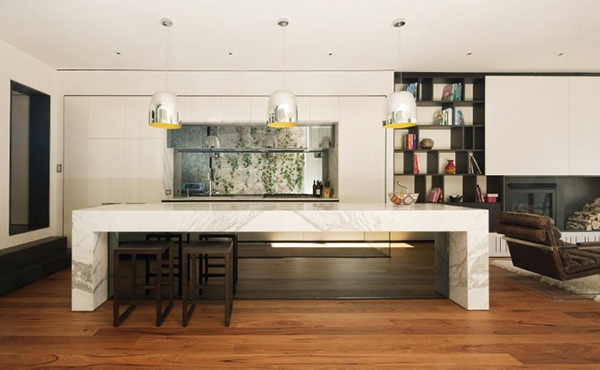 Nicholson House Kitchen