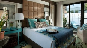 15 Beautiful Brown and Blue Bedroom Ideas