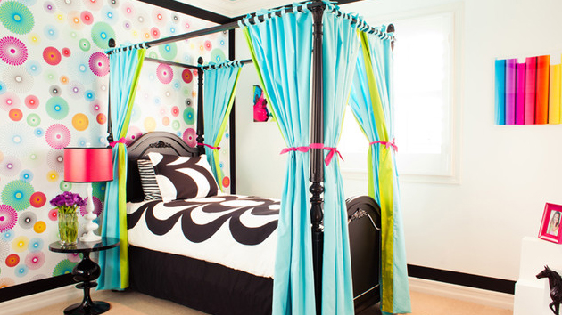 15 canopy beds in totally girly bedrooms home design lover for How to make your room look girly