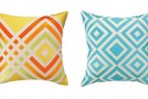 15 Gorgeous Geometric Throw Pillow Designs