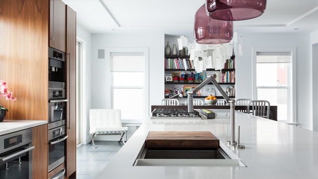 Kitchen Island With Sink 15 functional kitchen island with sink | home design lover
