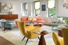 15 Fab Mid-century Modern Living Rooms