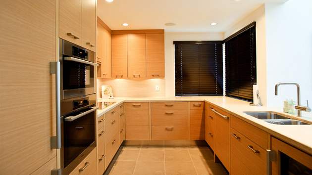 Kitchen Design Layout U Shaped 15 contemporary u-shaped kitchen designs | home design lover