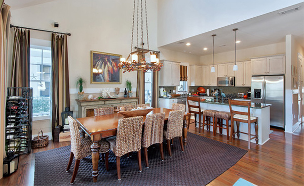 111 Cypress Walk Santa Rosa Beach  FL. 15 Beach Themed Dining Room Ideas   Home Design Lover