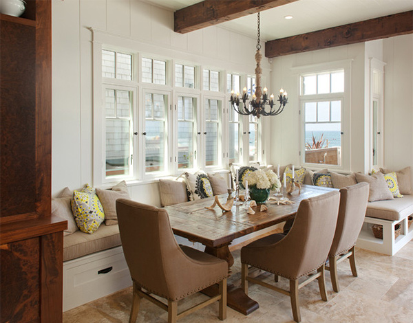 15 beach themed dining room ideas home design lover