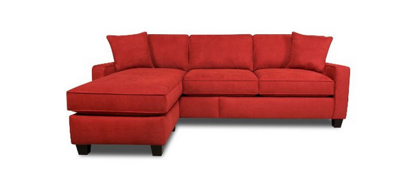 15 bold and red sofa designs home design lover. Black Bedroom Furniture Sets. Home Design Ideas