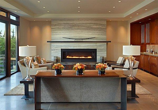 15 splendid modern family room designs | home design lover