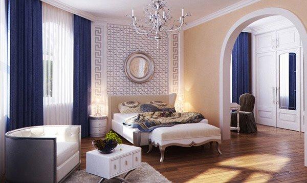 Three Vintage Bedroom Turnover
