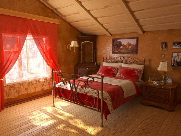 15 attic rooms converted into simple yet elegant bedrooms home design lover - Houses atticbedrooms ...