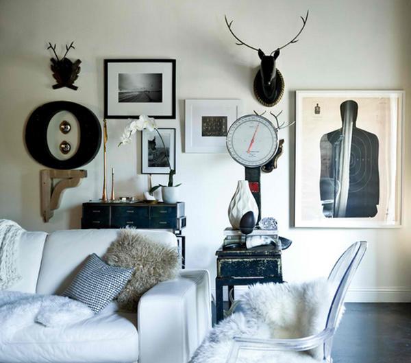 living room wall decors