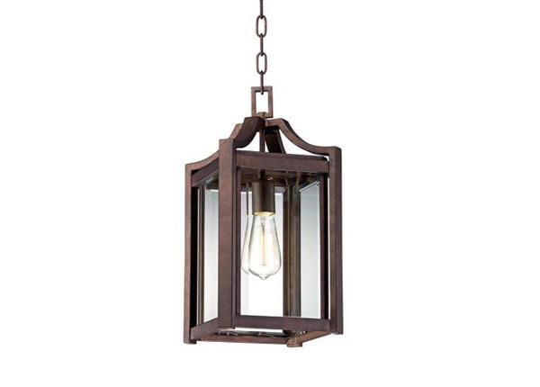 rockford collection 17u2033 high bronze outdoor hanging light