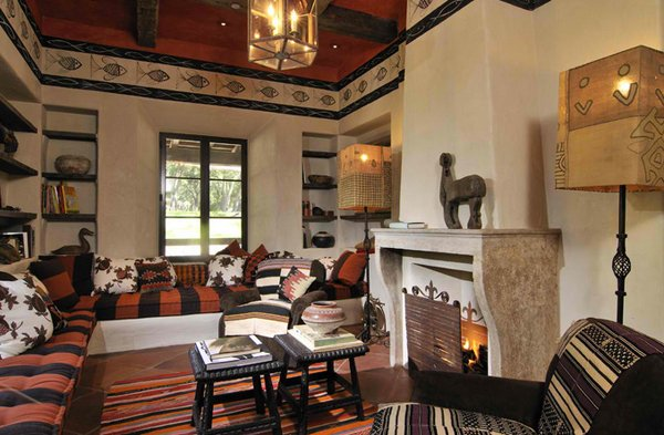 African American Home Decor Look At How This Hacienda Style Residence In San Francisco Makes You