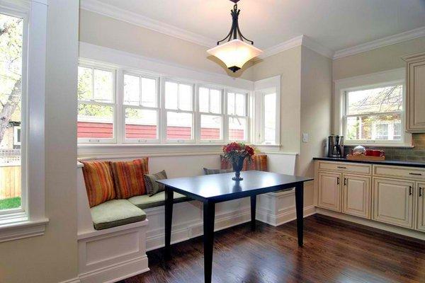 window nook - Kitchen Nook Design