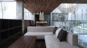 A Closer Look at the Flat 40 House in Japan
