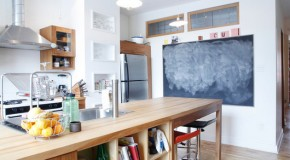 15 Kitchen With Chalkboard Decors