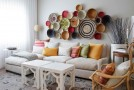 20 Unique Living Room Wall Decors