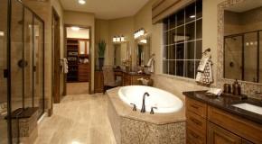 15 Beautiful Mediterranean Bathroom Designs
