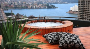 15 Circular and Curvy Hot Tubs