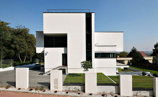XV House A Modern Cubic Home In Cracow Home Design Lover