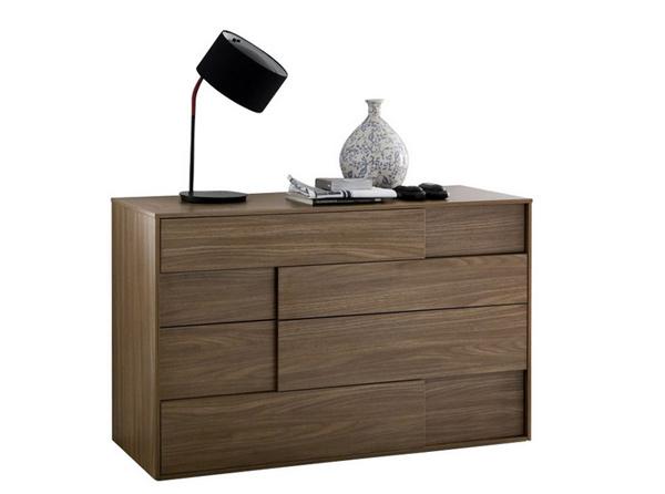 15 Clean-lined Modern Bedroom Dressers | Home Design Lover