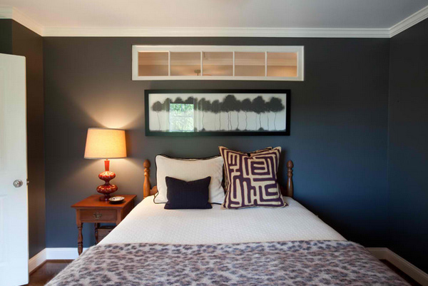 15 Lovely Bedrooms with Leopard Accents - 4 - Pelfind