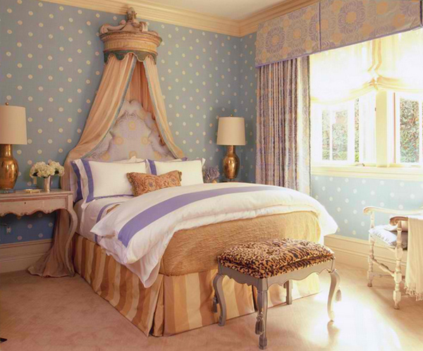 15 Lovely Bedrooms with Leopard Accents | Home Design Lover