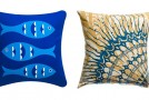 15 Beach Inspired Throw Pillow Designs
