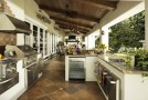 15 Awesome Contemporary Outdoor Kitchen Designs