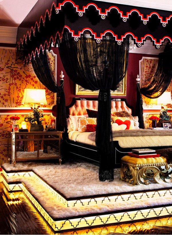 15 Gorgeous Gothic Bedroom Ideas – Gothic Bedrooms