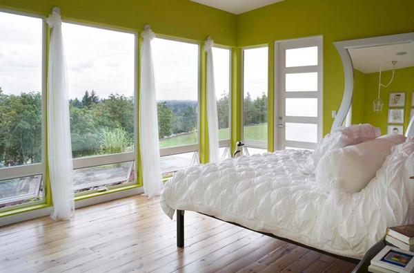Wonderful Stunning Bedroom Curtains