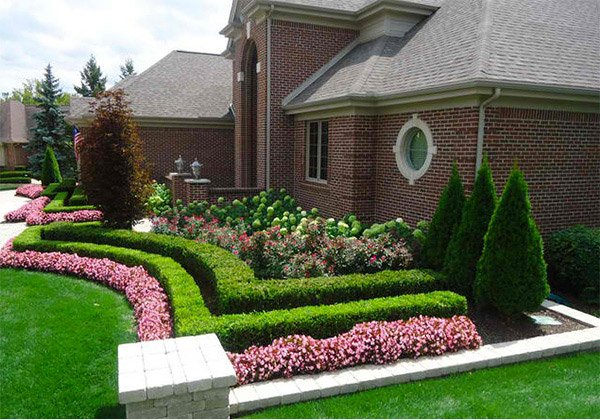 15 Landscaping Ideas For Flower Beds Home Design Lover