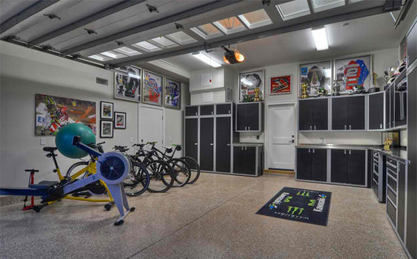 15 Ideas to Organize Your Garage | Home Design Lover