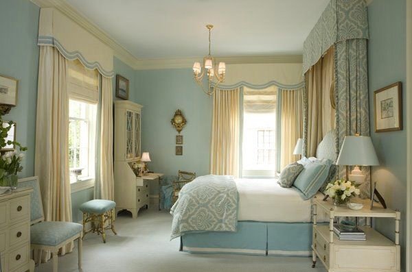 blue and gold bedroom designs fit for royalty home design lover