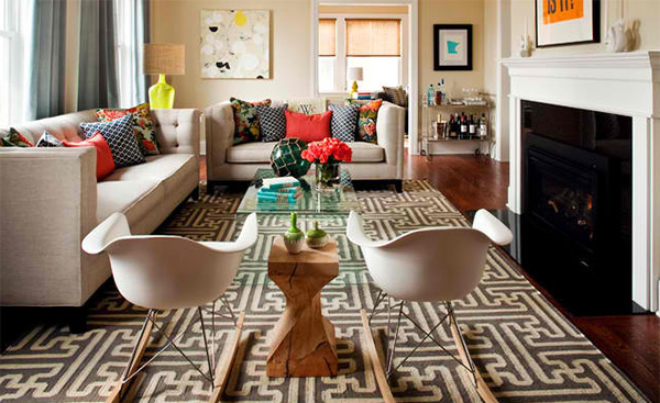 15 Ideas to Decorate a Modern Living Room With Throw Pillows