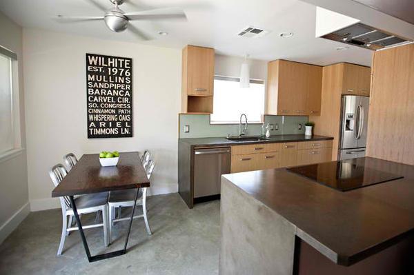 16 ideas to achieve creative kitchen art designs home for Chris wilhite design