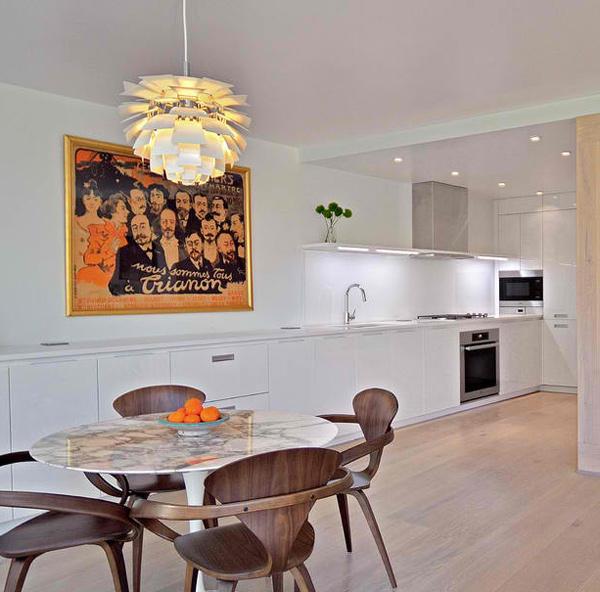 framed painting - Kitchen Artwork Ideas