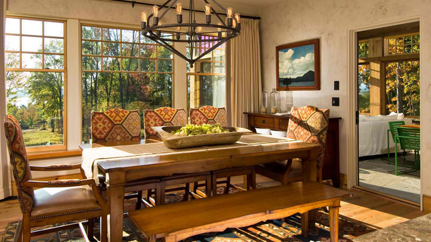 15 stunning cottage dining room tables for your homes | home