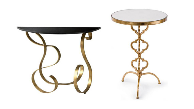 15 Accent Tables with Curvy Legs | Home Design Lover