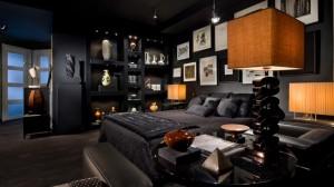 gothic bedroom