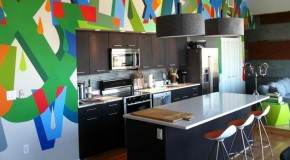 16 Ideas to Achieve Creative Kitchen Art Designs