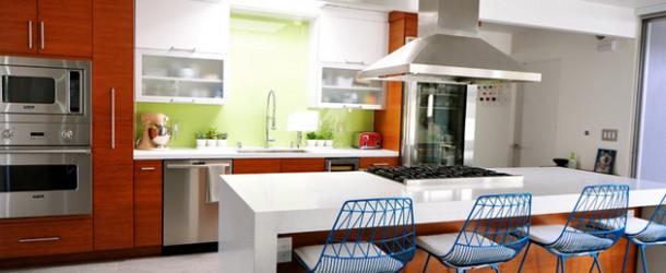 marvelous mid century bedroom design | 15 Marvelous Mid-century Kitchen Designs | Home Design Lover