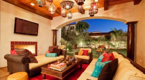 15 Outstanding Moroccan Living Room Designs