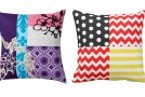 15 Gorgeous Multi-Patterned Throw Pillows
